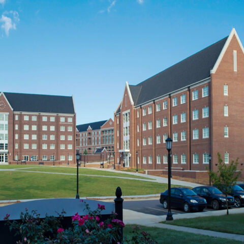 Austin Peay State University New Residence Halls – Clarksville, Tennessee
