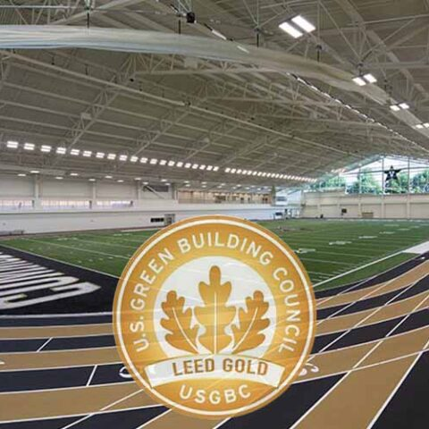 Vanderbilt University Student Recreation Center – Nashville, Tennessee