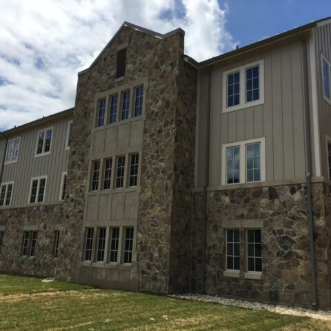 University of the South Ayers Hall – Sewanee, Tennessee