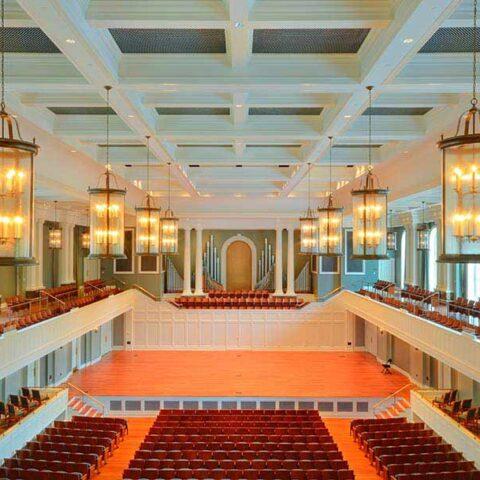 Belmont Concert Hall – Nashville, Tennessee