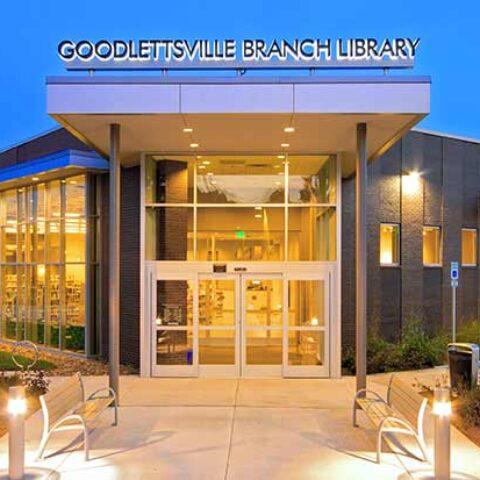 Goodlettsville Library – Goodlettsville, Tennessee
