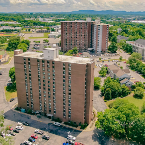 Trevecca Towers One and East and Tower II